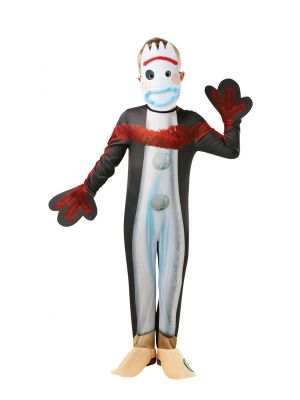 Toy Story 4 Forky Childs Costume Aged