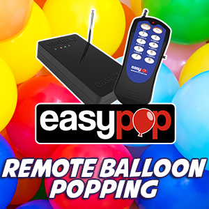 Easy Pop Balloon Popping