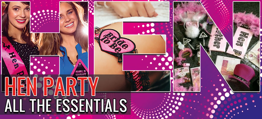 Hen Party Products